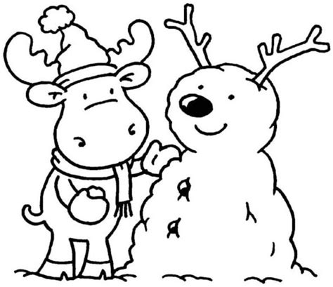 Winter Coloring Pages Kindergarten Coloring Home Winter Coloring Page Printable