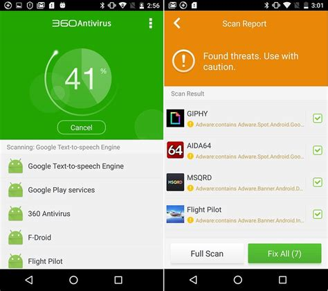 descargar antivirus gratis para celular los mejores de 2015 los mejores antivirus para tu smartphone android los