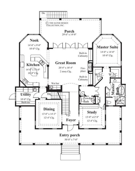 summit floor plans house plan wolf summit sater design collection