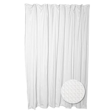 white blackout curtain liner home decorators collection blackout curtain liner white