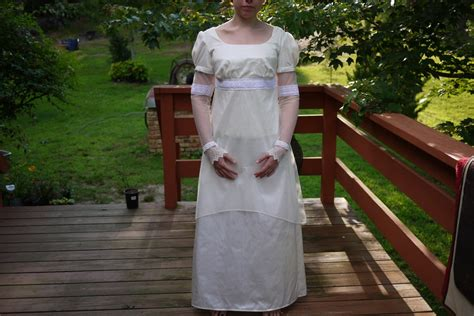 regency style wedding dress korinalle on deviantart