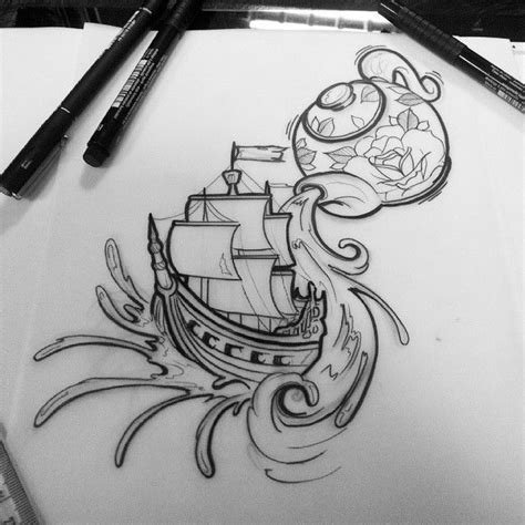 exile tattoo best 25 teapot ideas on