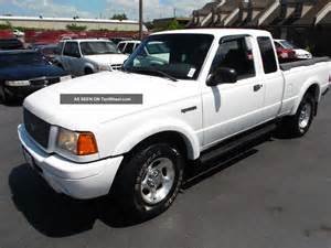 2001 ford ranger 4x4 edge 4 0