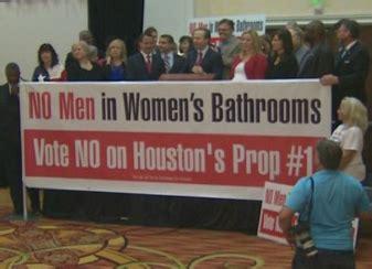 failed houston transgender bathroom ordinance latest in