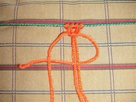 Macrame Basic Knots - macrame knots