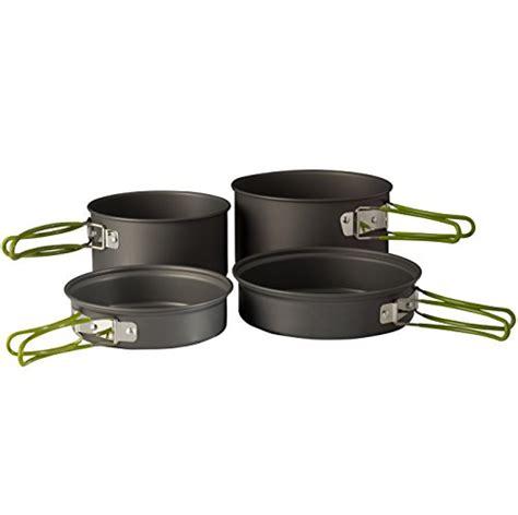 wealers cing cookware 11 piece outdoor mess kit