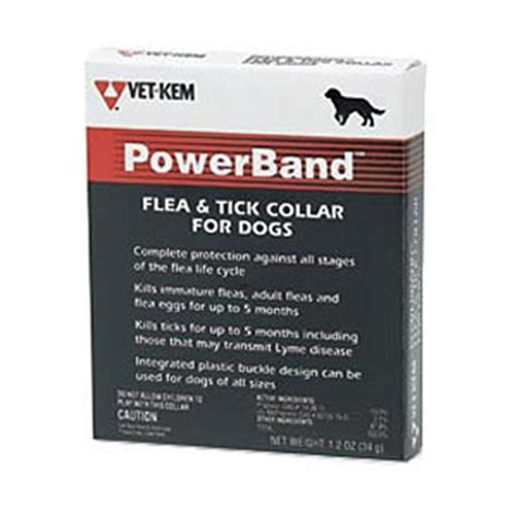best tick collar for dogs powerband flea and tick collar for dogs powerband collar
