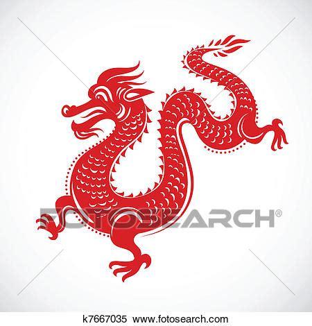 clipart anno nuovo clipart anno di drago anno nuovo cinese k7667035