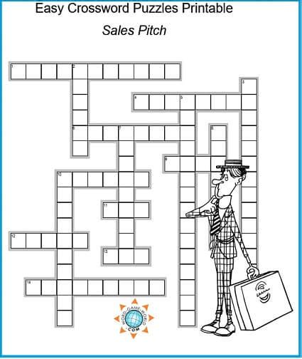 easy crossword puzzle games free easy crossword puzzles printable for your convenience