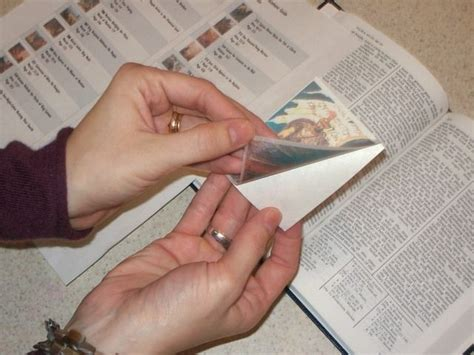 Make Your Own Sticker Paper - make your own gak scripture stickers print these files on