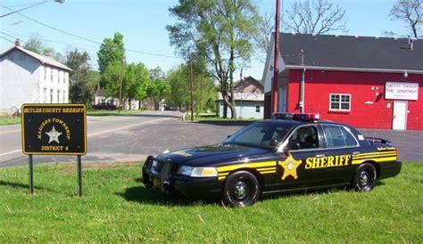 Hamilton County Sheriff S Office Ohio by Township Butler County Ohio