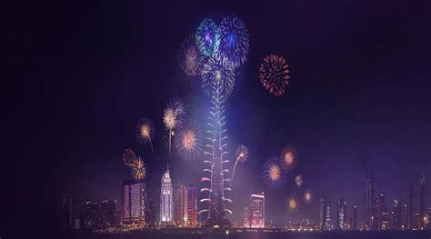 new year in dubai 2015 dubai burj khalifa fireworks on new year 2015