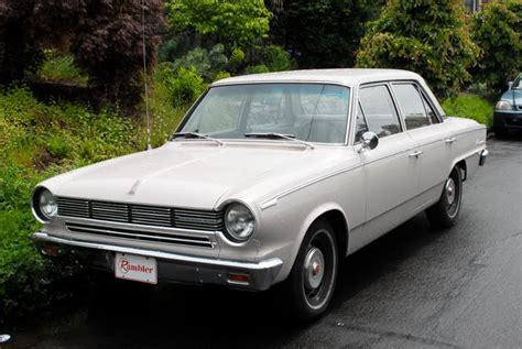 1965 rambler american old parked cars 1965 rambler american 330