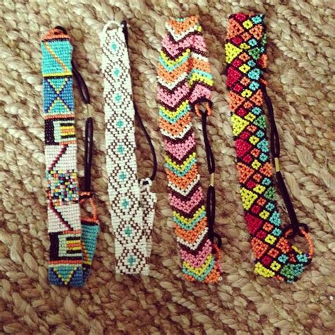 indian beaded headbands beaded headbands crafts