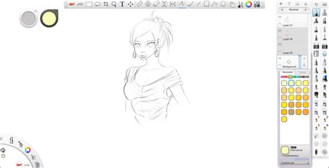 sketchbook pro coloring tutorial sketchbook pro 6 tutorial by draconianrain on deviantart