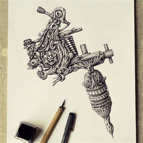 simple tattoo machine drawing 47 best tattoo machine images on pinterest tattoo