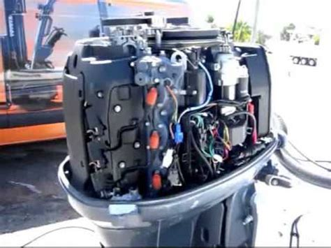 yamaha boat engine not starting outboard engine inspection thermal imaging of a yamaha