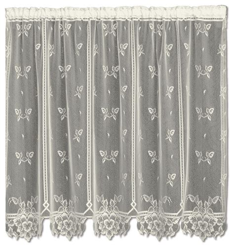 victorian curtains for sale heirloom sheer panel victorian curtains by heritage lace