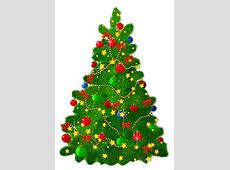 Free Animated Christmas Trees - Christmas Tree Clipart ... Free Christmas Ornaments Clip Art