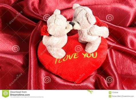my two valentines be my royalty free stock image image 7724246