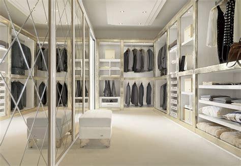 luxury walk in closet design