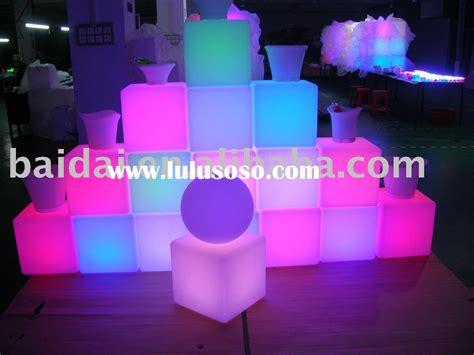 Softly Sabrina Blue Twiscone L led cube light