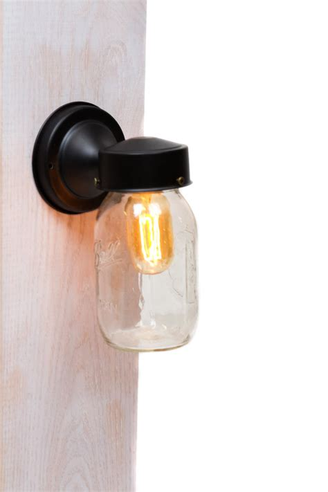 Black Sconce Light Classic Black Edison Wall Sconce Light Shades