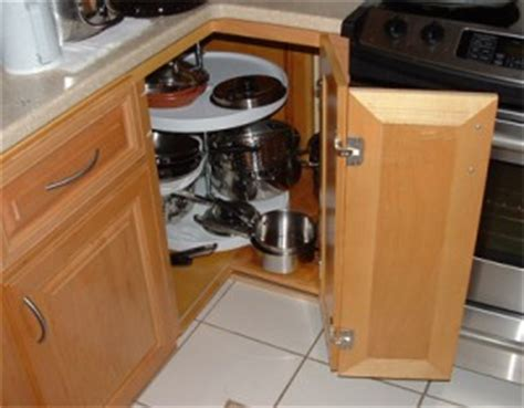 How To Childproof A Lazy Susan Cabinet by Corner Drawers Pics