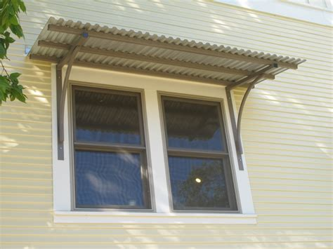 Fixed Window Awnings by Day 35 A Day In