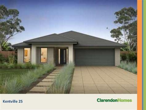 clarendon homes designs clarendon homes single storey designs