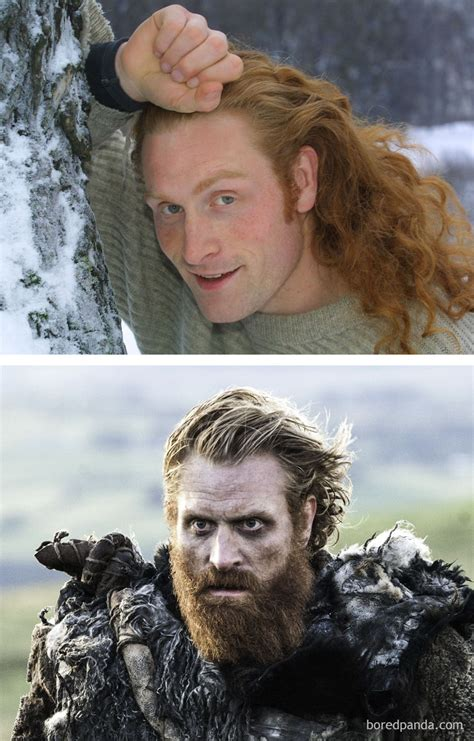 game of thrones actor looks young game of thrones cast then and now