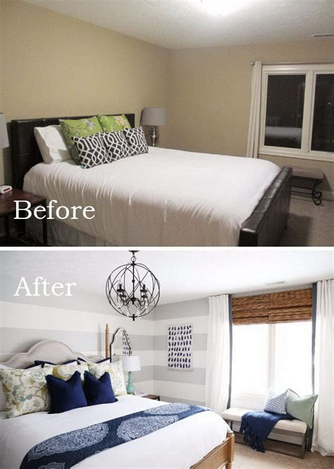 how to make your bed taller creative ways to make your small bedroom look bigger hative
