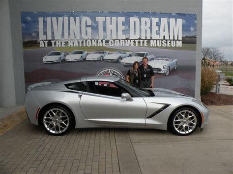 national corvette museum national corvette museum raffle ticket winners autos post
