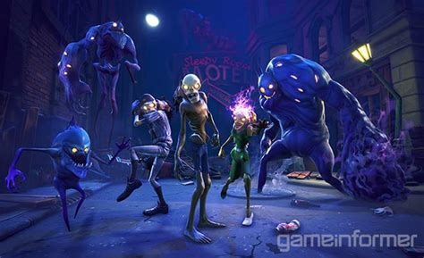 how fortnite took the world the monsters of fortnite features www gameinformer
