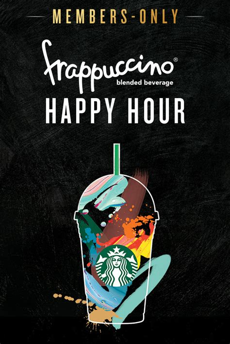 Starbucks Happy Hour: Half Price Frappuccinos 4/28   5/2   Mama Cheaps