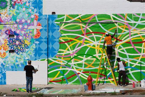 How To Paint Mural On Wall mural training program mural arts philadelphia mural
