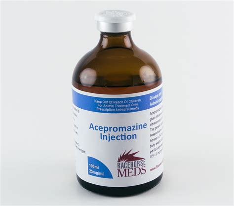 acepromazine dogs acepromazine injection 25mg ml 100ml racehorsemeds