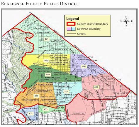 washington dc psa map redistricting park view d c page 2