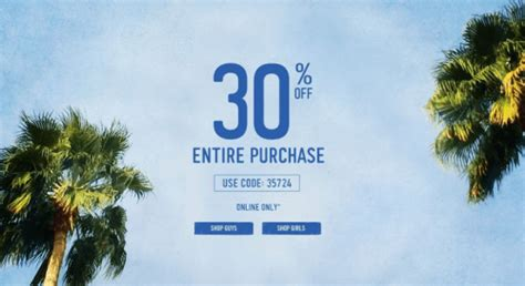 Free Hollister Gift Card Codes - hollister company canada promotional code save 30 off your entire online purchase