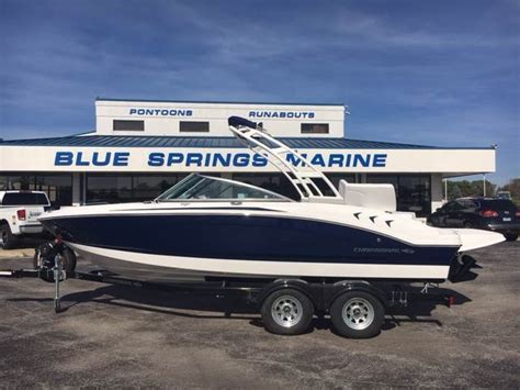 chaparral boats kansas city new 2017 chaparral 21 h20 sport blue springs mo