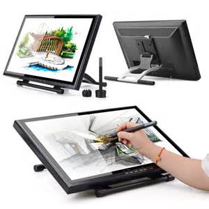 graphics drawing tablet with screen computer tablets