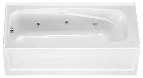66 inch bathtub colony colony 66 inch x 32 inch whirlpool tub with