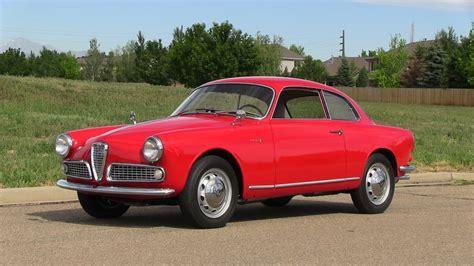alfa romeo giulietta classic classics revealed 1959 alfa romeo giulietta sprint