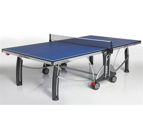 cornilleau sport 500 indoor ping pong table