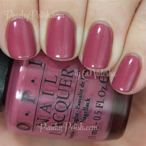 what is an appropriate spring nail polish color for a woman over 60 opi just lanai ing around spring 2015 hawaii collection
