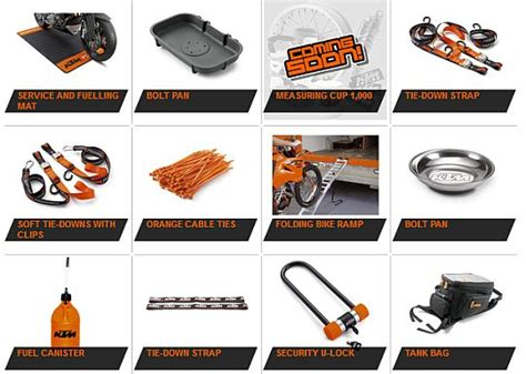 Ktm Duke 200 Upgrades You Checked Out The Powerparts For Your 2012 Ktm Duke
