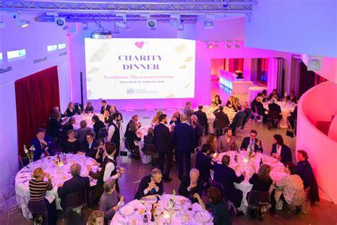 Fondazione Mantovani Fondazione Mantovani Castorina Onlus Charity Dinner 2019