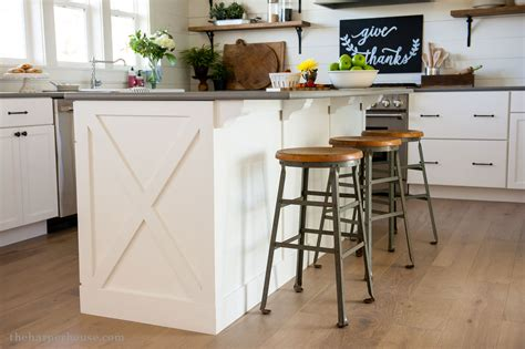 farmhouse kitchen cabinets diy our farmhouse kitchen reveal the house