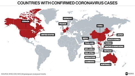 latest updates  coronavirus   spreads