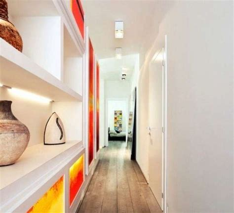 Colori Per Corridoio by Arredamento Corridoio Stretto E Lungo Foto Design Mag